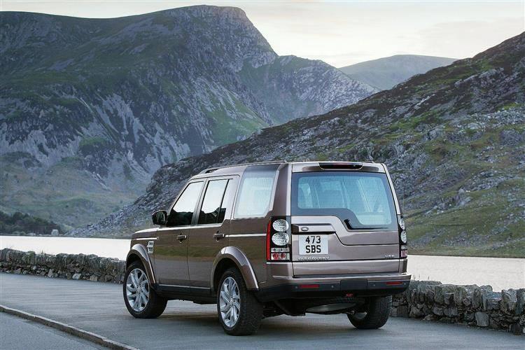 Land Rover Discovery Series 4 (2014 - 2016) used car review