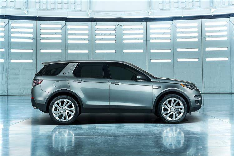 Land Rover Discovery Sport SD4 (2014 - 2015) used car review