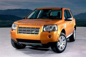 Land Rover Freelander 2 (2006 - 2008) used car review
