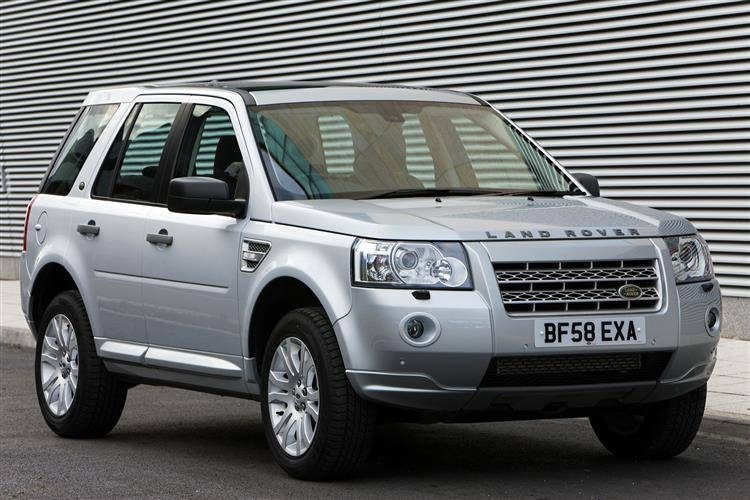 Land Rover Freelander 2 (2008 - 2010) used car review