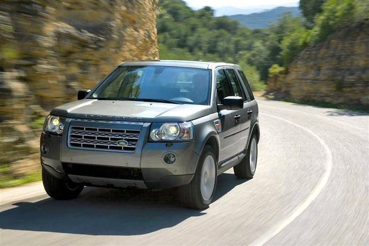 Land Rover Freelander 2 (2006 - 2008) used car review | Car