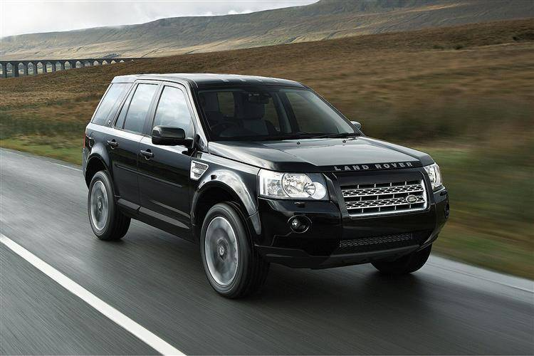 Land Rover Freelander 2 (2008 - 2010) used car review | Car