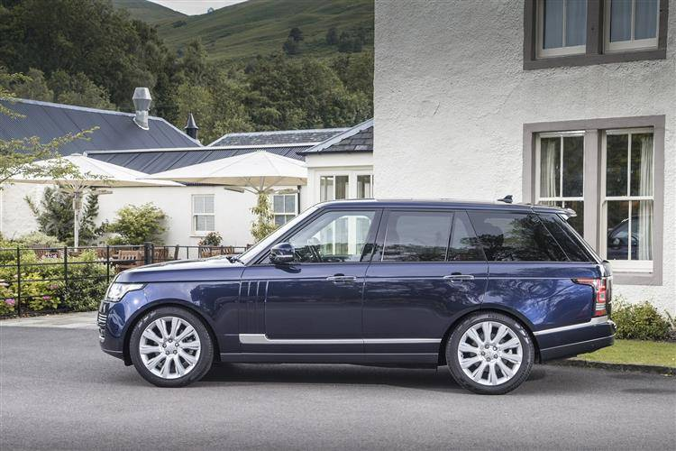 Land Rover Range Rover (2013 - 2017) used car review | Car review