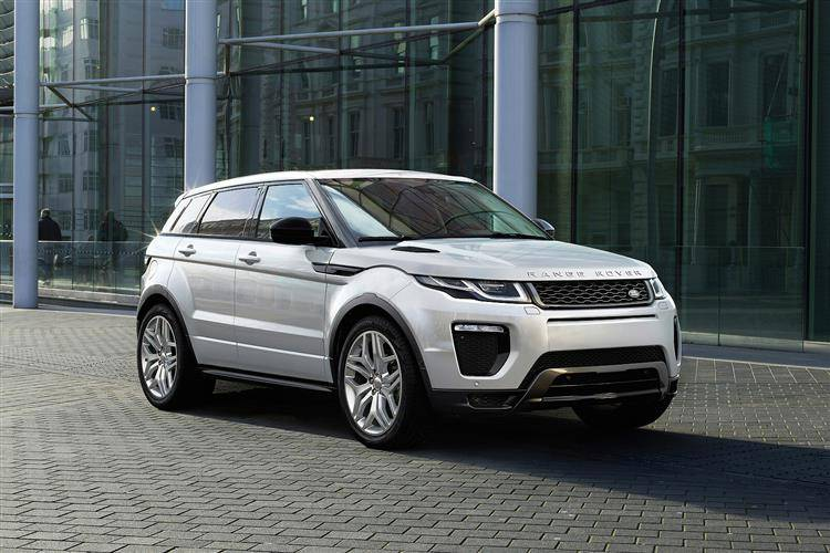Land Rover Range Rover Evoque (2015 - 2018) used car review