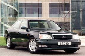 Lexus LS 400 (1990 - 2000) used car review