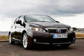 Lexus CT 200h (2011 - 2014) used car review
