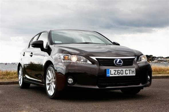 Lexus CT 200h (2011 - 2014) used car review