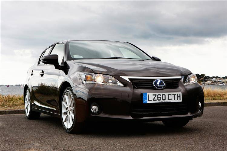 Lexus CT 200h (2011   2014) Used Car Review
