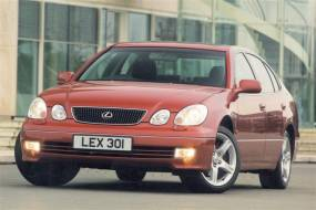 Lexus GS (1998 - 2005) used car review