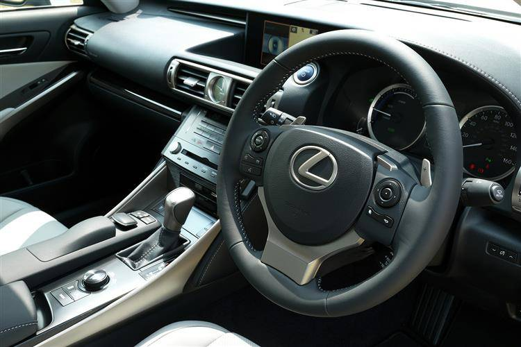 Lexus IS (2013 - 2016) used car review