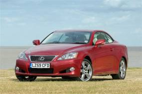 Lexus IS 250C (2009 - 2013) used car review