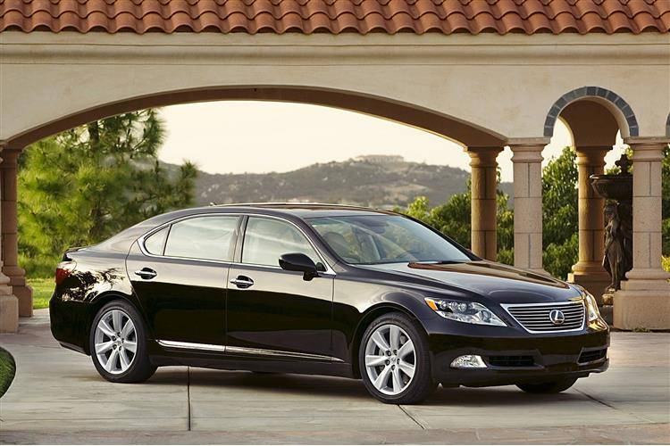Lexus LS (2006 - 2010) used car review