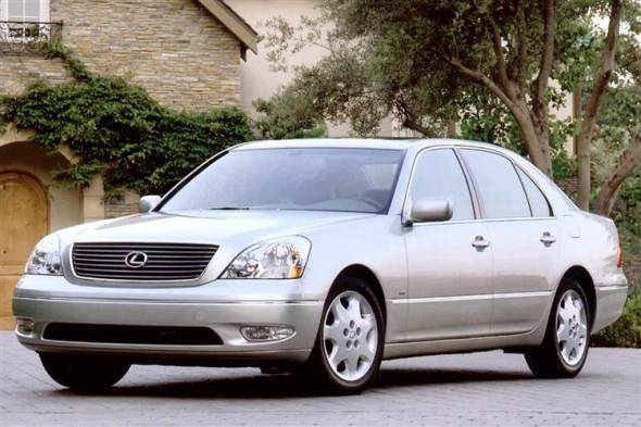 Lexus LS 430 (2000 - 2006) used car review