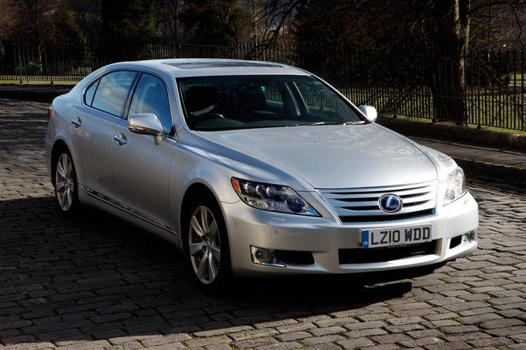 Lexus LS 600h (2010-2013) used car review