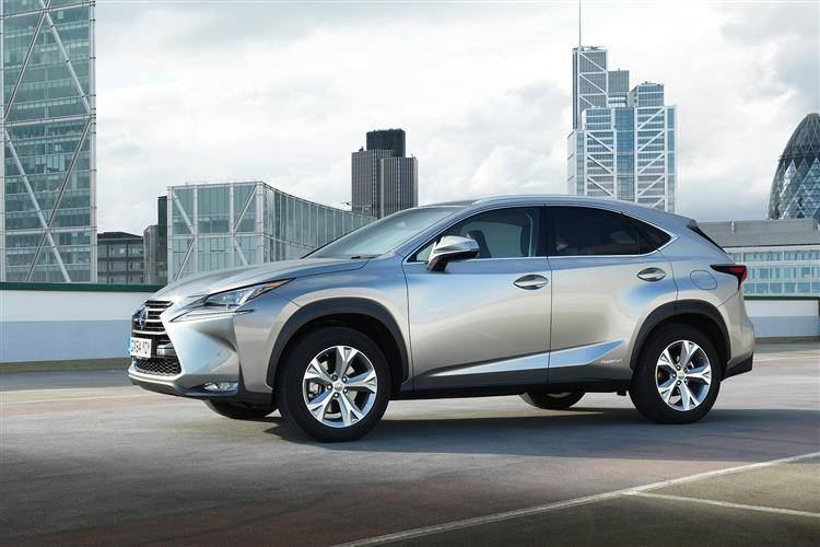 Lexus NX (2014 - 2016) used car review