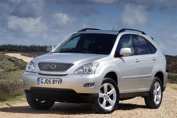 Lexus RX 300 (2003 - 2009) used car review | Car review