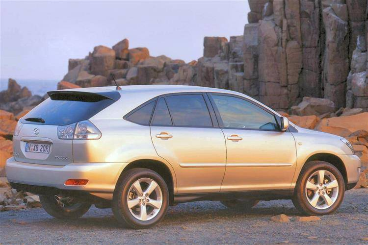 Wonderful ... Lexus RX 300 (2003   2009) Used Car Review