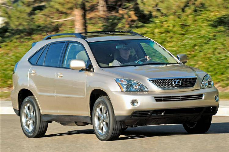 lexus rx 400h 2005 2009 used car review car review rac drive. Black Bedroom Furniture Sets. Home Design Ideas