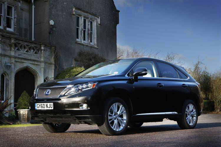 2010 lexus rx 450h reviews