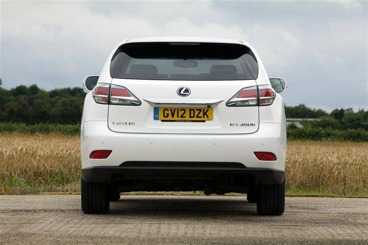 Lexus RX 450h (2012 - 2015) used car review | Car review