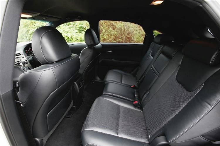Lexus RX 450h (2012 - 2015) used car review | Car review | RAC Drive