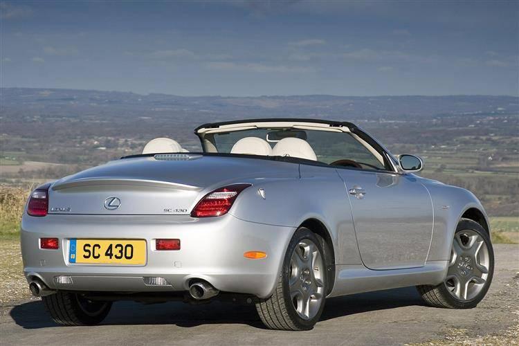Lexus SC 430 (2001 - 2009) used car review