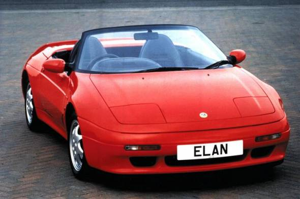 Lotus Elan (1990 - 1995) used car review