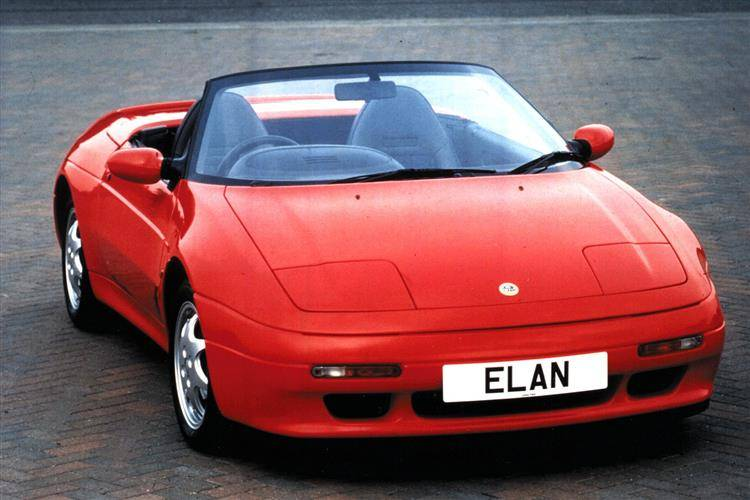 Lotus Elan 1990 1995 Used Car Review Car Review