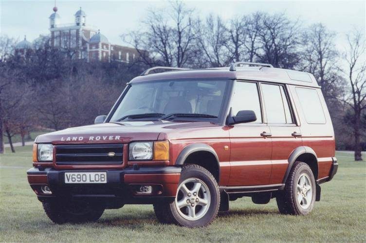 Land Rover Discovery Series 2  1998