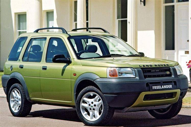 land rover freelander 2001 parts