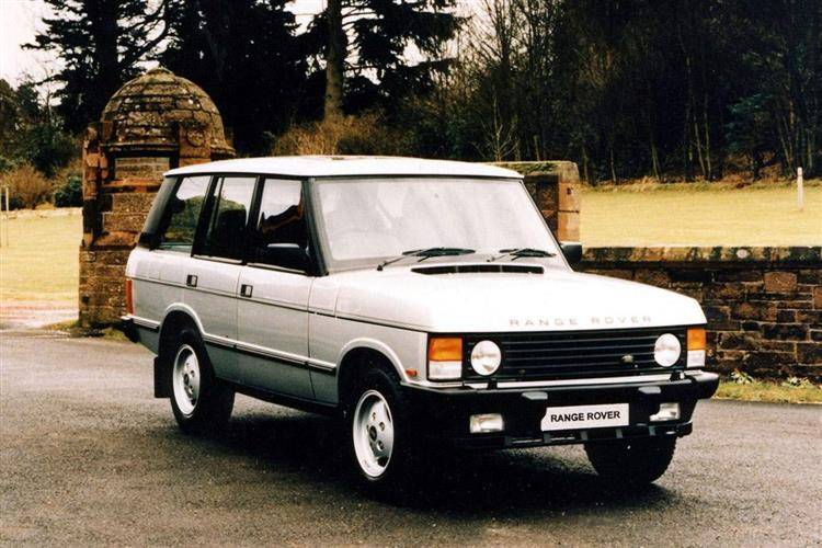 land rover range rover classic (1970 - 1995) used car review | car