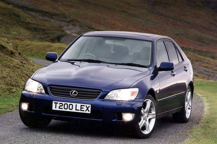 Lexus Is 200 >> Lexus Is 200 1999 2005 Used Car Review Car Review Rac Drive