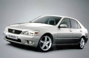 Lexus IS 200 (1999 - 2005) used car review
