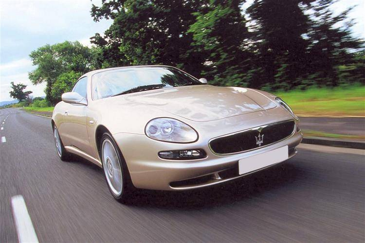 Maserati 3200 gt review
