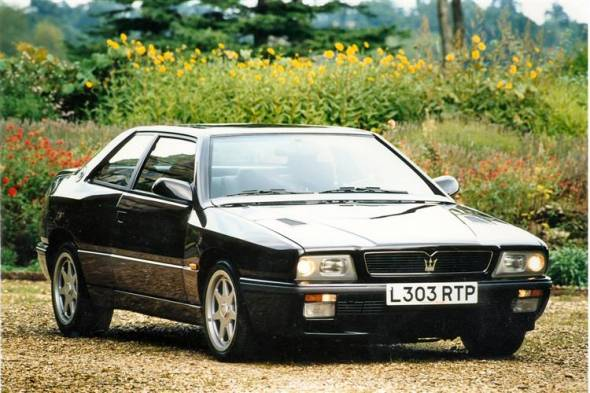 Maserati Ghibli (1993 - 1999) used car review