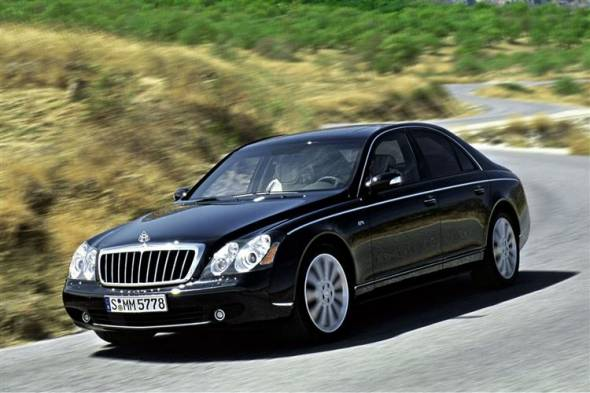 Maybach 57 & 62 (2002 - 2014) used car review