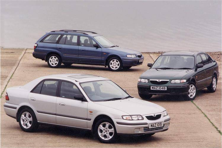 Mazda 626 (1992 - 2002) used car review