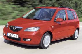 Mazda2 (2003 - 2007) used car review