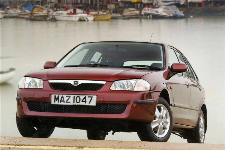 ... Mazda 323 (1998   2004) Used Car Review
