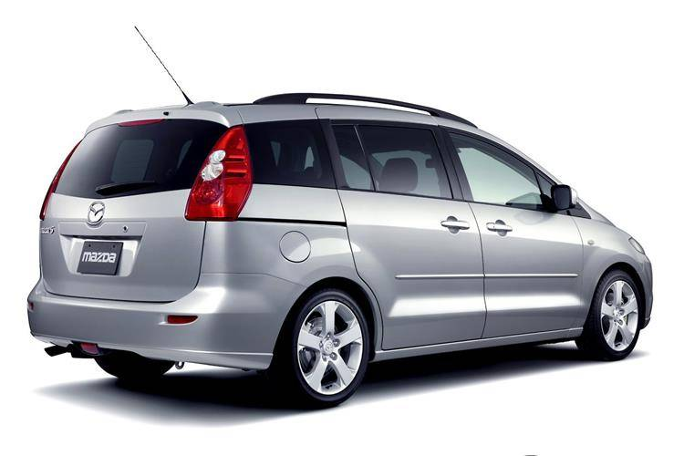 Mazda5 (2005 - 2010) used car review