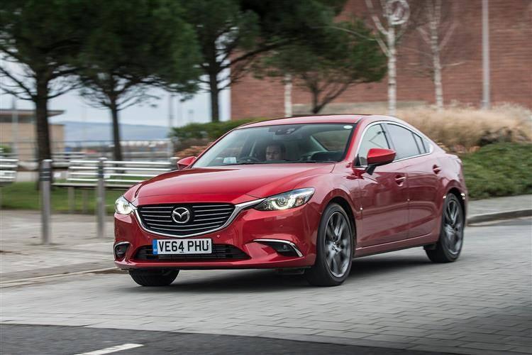 Mazda6 (2013 - 2018) used car review