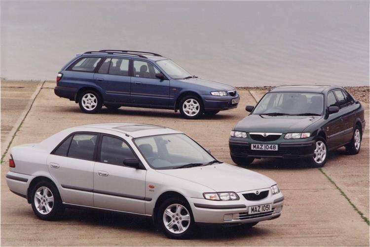 Mazda6 (2002 - 2007) used car review