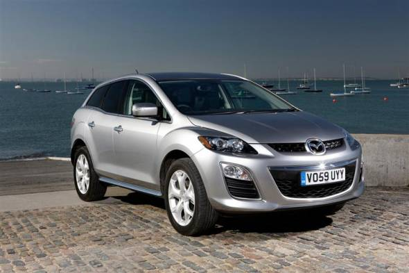 Mazda CX-7 (2007 - 2012) used car review