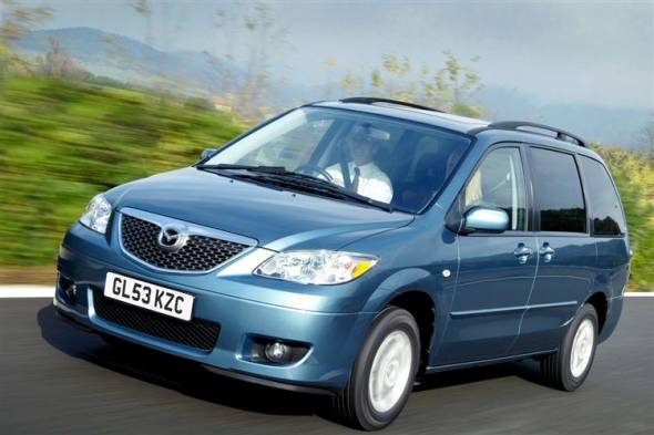 Mazda MPV (1999 - 2007) used car review