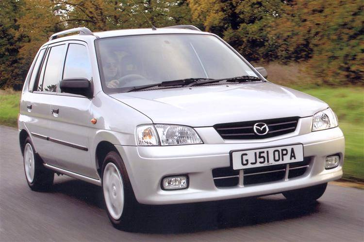 2a2233447931f4 ... Mazda Demio (1998 - 2003) used car review ...