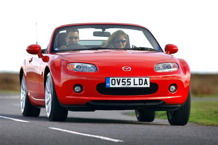 Mazda MX-5 (2005 - 2009) used car review