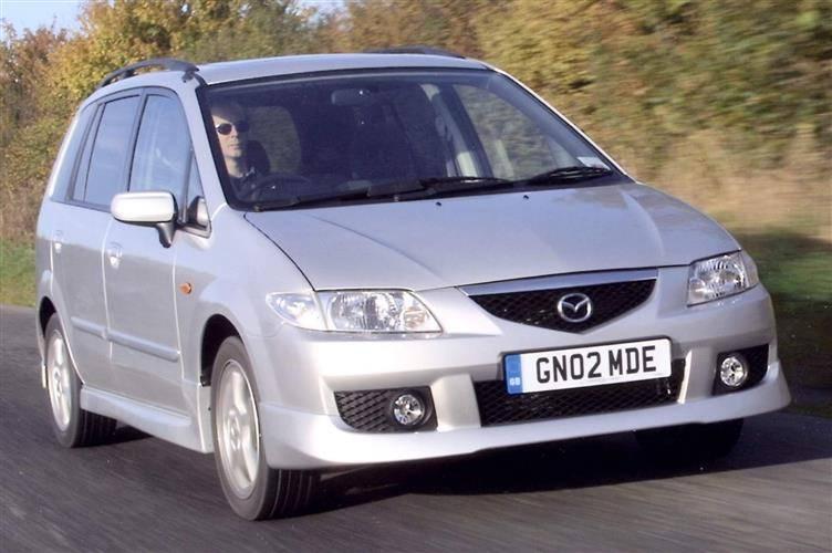 Mazda Premacy (1999 - 2005) used car review