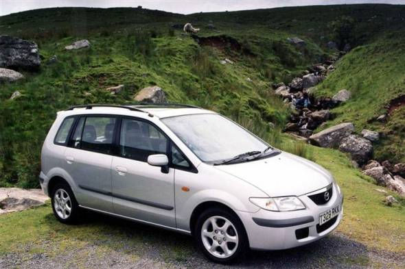 Mazda Premacy (1999 - 2005) used car review