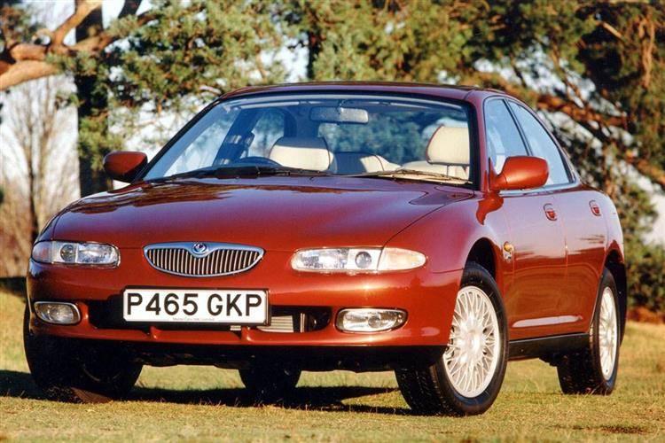 Mazda Xedos 6 (1992 - 1999) used car review