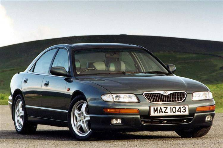 Mazda Xedos 9 (1994 - 2001) used car review